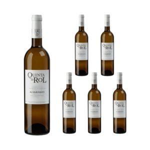 Vinho Branco Alvarinho Quinta do Rol