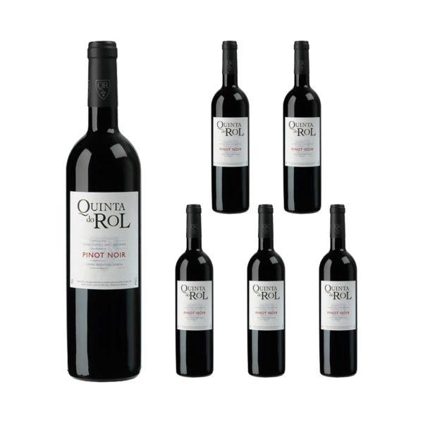 Vinho Tinto Pinot Noir Quinta do Rol