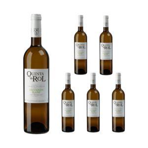 Vinho Branco Sauvignon Blanc Quinta do Rol