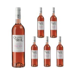 Vinho Rosé Pinot Noir Quinta do Rol